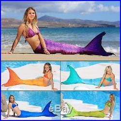 Magictail Sirene Meerjungfrauen Schwanzflosse mit Mono-flosse zum Schwimmen