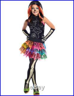 Monster High Skelita Calaveras Kostüm für Kinder