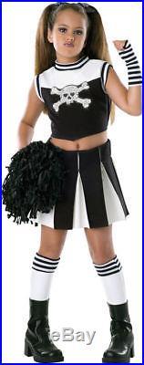 Morris Costumes Girls Sleeveless Cheerleaders Children Costume 12-14. RU882026LG