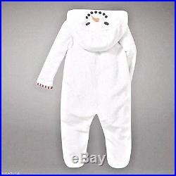 NEW John Lewis Snowman Dressing Up Cute Fun Fancy Dress Baby Girl Boy to 9lb
