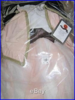 NEW Pottery Barn Kids Over The Top Pink Pirate Costume size 7-8 LAST ONE
