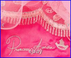 NWT Aurora Signature Costume Bibbidi-Bobbidi-Boo/Boutique Disney/Parks sz 4