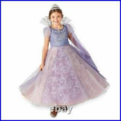 NWT Disney Store Limited Edition Sz 10 Clara Nutcracker Four Realms Costume Set