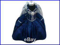 Olaf's Frozen 3 Adventure Queen Elsa Dress costume gown disguise cosplay disfraz
