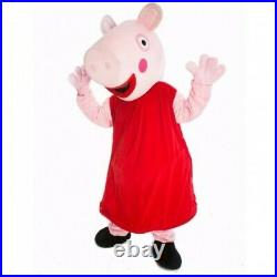 Peppa Pig Mascot costume New As in picture