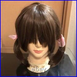 Persona4 RISE & NANAKO Cosplay Costume Wig SET (SizeM) anime Girl japan F9032