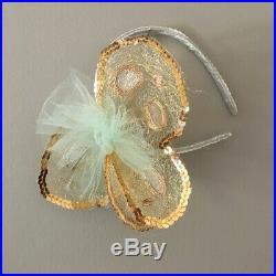 Pottery Barn Kids Butterfly Fairy Halloween Costume Mint 3T #2311