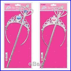 Princess Wand and Crown Set