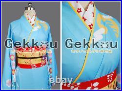 Puella Magi Madoka Magica Kaname Magical Girl of Magus Cosplay Kleid Kimono new