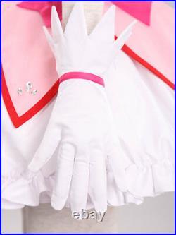 Puella Magi Madoka Magica Kaname Magical Girl of Magus cosplay costume kostüme