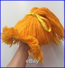 RAINBOW BRITE Dress Up Costume Handmade Complete McCalls Child Girl's Size 9-10