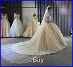 Robe de mariée de luxe