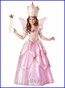 Rosa Fee Kinder-Kostüm Karneval Fasching
