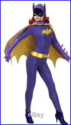 Rubie's Costume Grand Heritage Batgirl Classic TV Batman Circa 1966