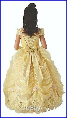 Rubies 3630613 Belle Limited Edition Disneys Die Schöne und das Biest Zertifikat