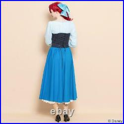 Secret Honey Ariel Kiss The Girl Fancy Dress Costume Kisga Cosplay