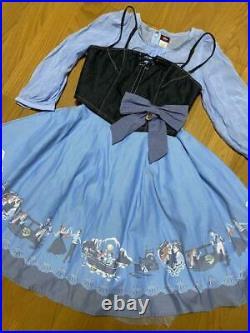 Secret Honey Ariel One Piece Kiss The Girl Kisuga Little Mermaid Fancy Dress EWT