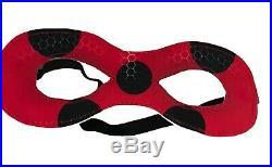 Simil Ladybug Vestito Cosplay Donna Bimba Stampa 3D Costume Alta Qualità LBUG05