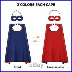 Superhero cape eye mask Halloween costume cosplay Children 27 88886 fromJAPAN
