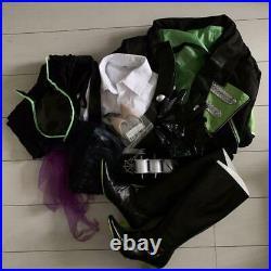 Twisted Wonderland Lilia Dormitory Clothes Uniform Cosplay Full Set F/S from JPN