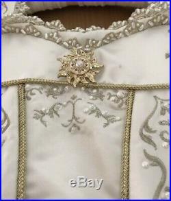 Vestido disfraz de la boda de Rapunzel edición limitada Rapunzel Wedding