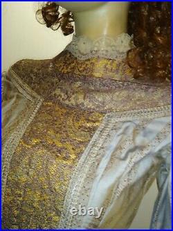 Victorian Dress 7